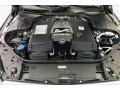 Mercedes-Benz S 63 AMG 4Matic Sedan Anthracite Blue Metallic photo #9