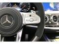 Mercedes-Benz S 63 AMG 4Matic Sedan Anthracite Blue Metallic photo #19