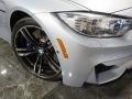 BMW M4 Convertible Silverstone Metallic photo #8