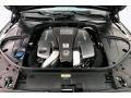 Mercedes-Benz S 63 AMG 4Matic Sedan Black photo #8