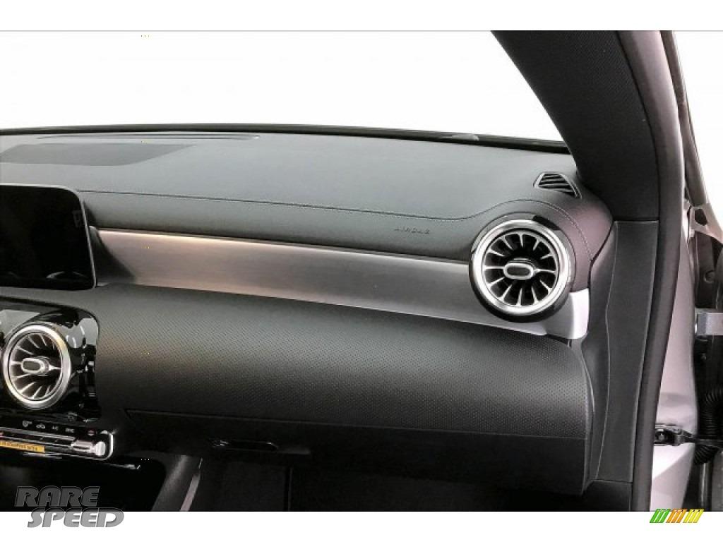 2020 CLA AMG 35 Coupe - Mojave Silver Metallic / Neva Gray/Black photo #28