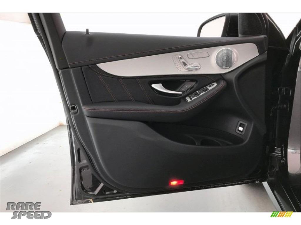 2020 GLC AMG 43 4Matic - Graphite Grey Metallic / Black photo #25