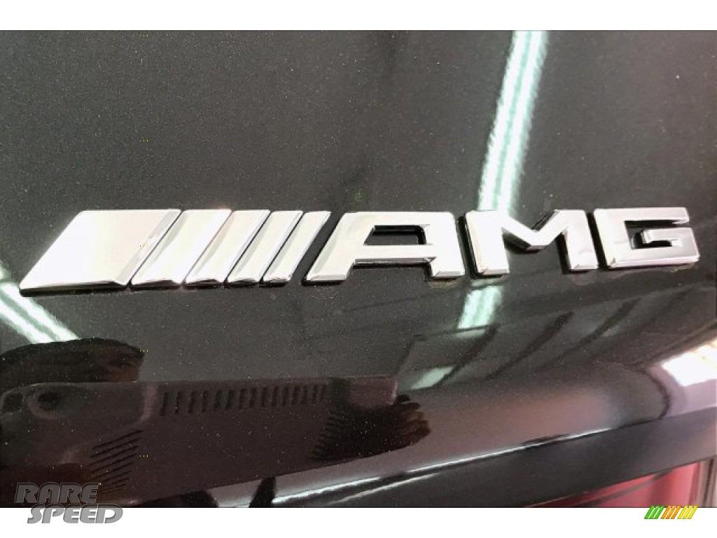 2020 GLC AMG 43 4Matic - Graphite Grey Metallic / Black photo #27
