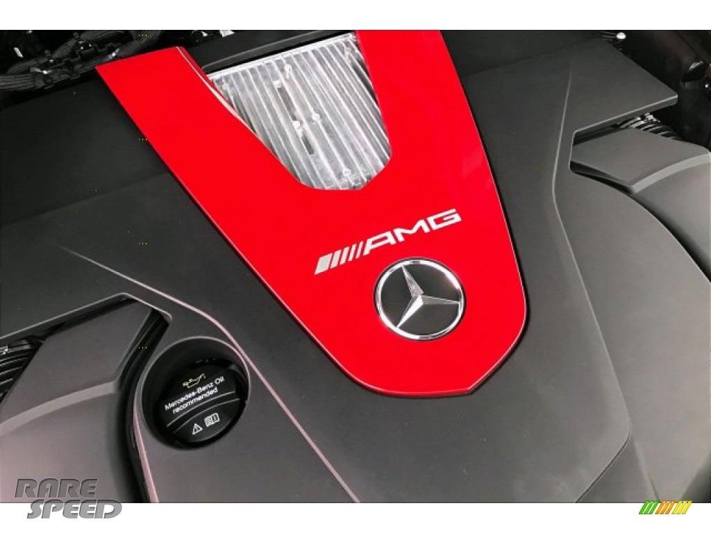 2020 GLC AMG 43 4Matic - Graphite Grey Metallic / Black photo #31