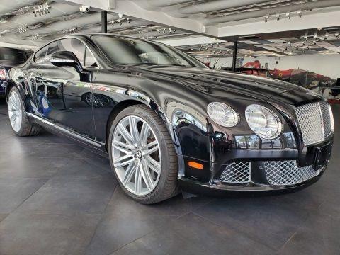 Beluga 2014 Bentley Continental GT Speed