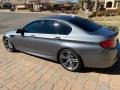 BMW M5 Sedan BMW Individual Amazonite Silver Metallic photo #1