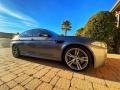 BMW M5 Sedan BMW Individual Amazonite Silver Metallic photo #20