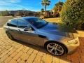 BMW M5 Sedan BMW Individual Amazonite Silver Metallic photo #21