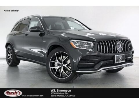Graphite Grey Metallic 2020 Mercedes-Benz GLC AMG 43 4Matic