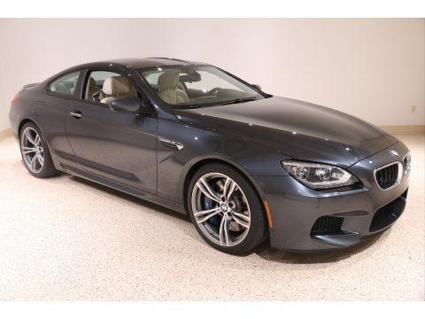 Singapore Grey Metallic 2013 BMW M6 Coupe