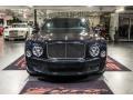 Bentley Mulsanne Speed Black Sapphire Metallic photo #4