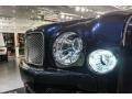 Bentley Mulsanne Speed Black Sapphire Metallic photo #40