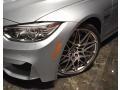 BMW M3 Sedan Silverstone Metallic photo #9