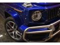 Mercedes-Benz G 63 AMG Brilliant Blue Metallic photo #8