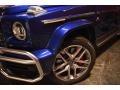 Mercedes-Benz G 63 AMG Brilliant Blue Metallic photo #9