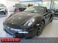 Porsche Boxster S Basalt Black Metallic photo #1