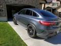 Mercedes-Benz GLE 63 S AMG 4Matic Coupe Steel Grey Metallic photo #4