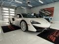 McLaren 570GT Coupe Silica White photo #1