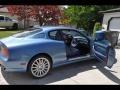 Maserati Coupe Cambiocorsa Blue Azurro (Light Blue) photo #2