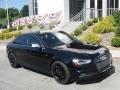 Audi S4 Premium plus 3.0 TFSI quattro Brilliant Black photo #1
