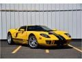 Ford GT  Screaming Yellow photo #4