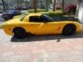 Chevrolet Corvette Z06 Milliennium Yellow photo #1