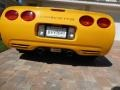 Chevrolet Corvette Z06 Milliennium Yellow photo #11