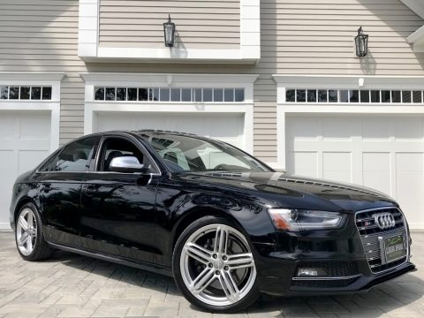 Brilliant Black 2015 Audi S4 Premium Plus 3.0 TFSI quattro