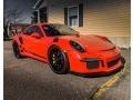 Porsche 911 GT3 RS Lava Orange photo #8