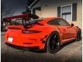 Porsche 911 GT3 RS Lava Orange photo #9