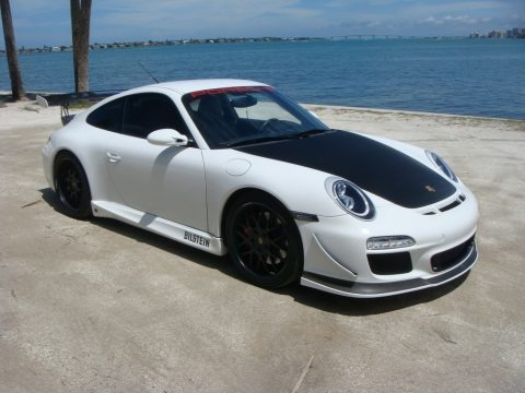 Carrara White 2008 Porsche 911 Carrera S Coupe