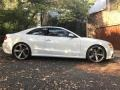 Audi RS 5 Coupe quattro Ibis White photo #1