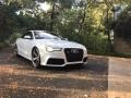 Audi RS 5 Coupe quattro Ibis White photo #6