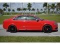 Audi S4 4.2 quattro Sedan Brilliant Red photo #4