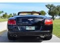 Bentley Continental GTC V8  Diamond Black Metallic photo #4