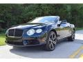 Bentley Continental GTC V8  Diamond Black Metallic photo #10