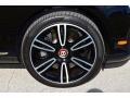 Bentley Continental GTC V8  Diamond Black Metallic photo #16