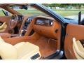 Bentley Continental GTC V8  Diamond Black Metallic photo #30