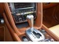 Bentley Continental GTC V8  Diamond Black Metallic photo #53