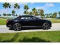 Bentley Continental GTC V8  Diamond Black Metallic photo #58
