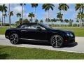 Bentley Continental GTC V8  Diamond Black Metallic photo #59