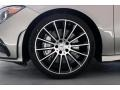 Mercedes-Benz CLA AMG 35 Coupe Mojave Silver Metallic photo #9