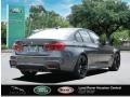 BMW M3 Sedan Mineral Grey Metallic photo #3