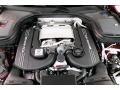 Mercedes-Benz GLC AMG 63 4Matic designo Cardinal Red Metallic photo #8