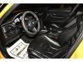 BMW M3 Sedan Speed Yellow photo #8