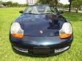 Porsche Boxster  Ocean Blue Metallic photo #15