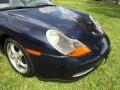 Porsche Boxster  Ocean Blue Metallic photo #35