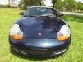 Porsche Boxster  Ocean Blue Metallic photo #58