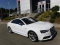 Audi S5 3.0T Premium Plus quattro Coupe Ibis White photo #1