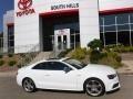 Audi S5 3.0T Premium Plus quattro Coupe Ibis White photo #2